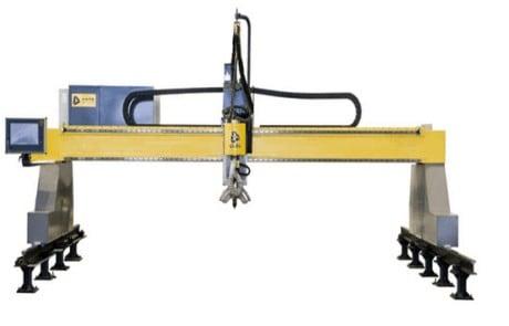 CNC-Plasma-Variable-Bevel-Cutting-machine