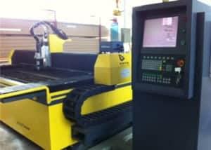 High precision cnc bench type metal sheet plasma cutting machine