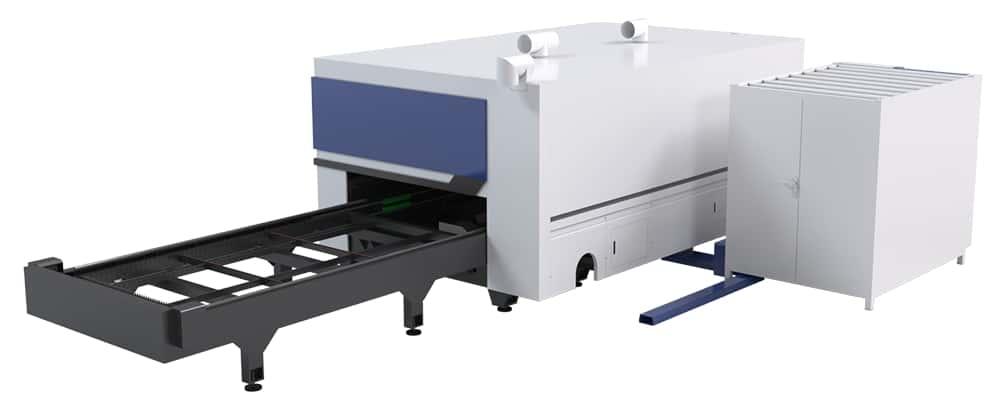 آلة القطع بليزر الألياف عالية الطاقة
