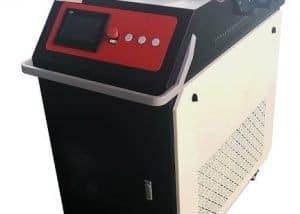 آلة لحام الليزر باليد