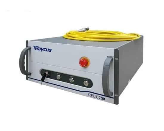 Raycus 500W 750W Rfl-C500 Rfl-C750 فايبر ليزر كت (1)
